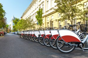 fb9cfa4a901 One of EU's largest electric bike-sharing systems launched in Gdańsk –  Gdynia – Sopot Metropolitan Area